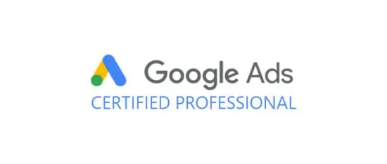 Google Ads Certified Profesional
